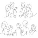 婚活パーティーの常連の3つの見分け方!常連参加者の注意点とは